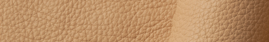 Sand (beige) buffalo leather hides and sides
